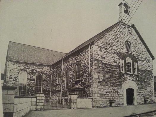 St. Finbarres on Dunbar Street