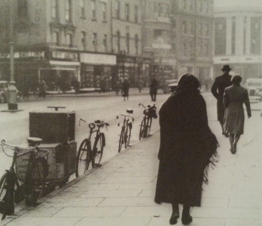 St Patrick's Street bikes