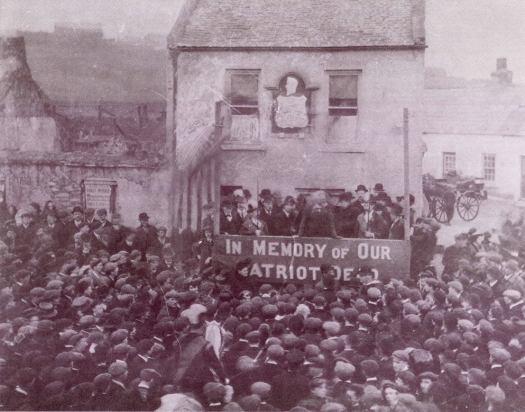 Dillons Cross, Cork, 1909