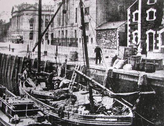 Llap's Quay 1932