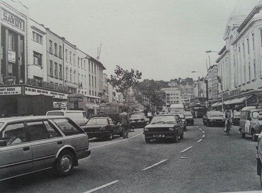 St. Patrick's Street, late seventies