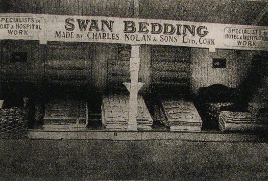 Swan Bedding