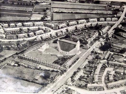 Turners Cross in the 19130s