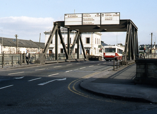 Clontarf Bridge, 1989
