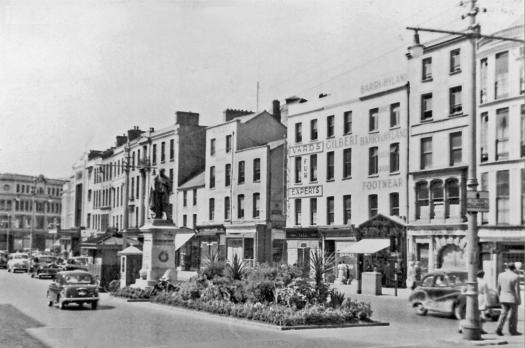 St Patrick Street, 1955