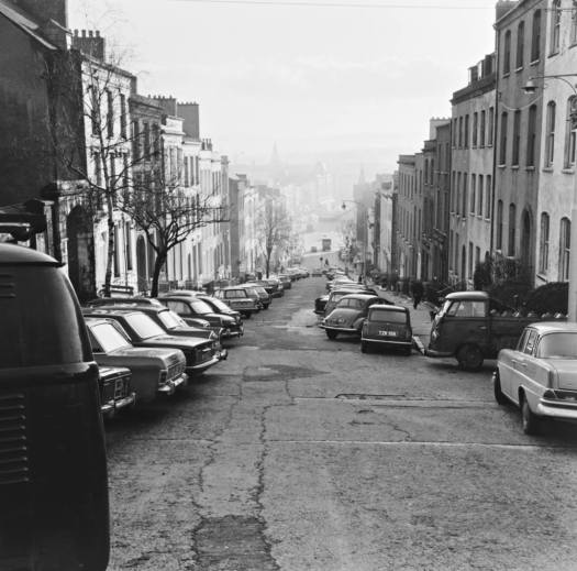 Patrick's Hill in the 70s