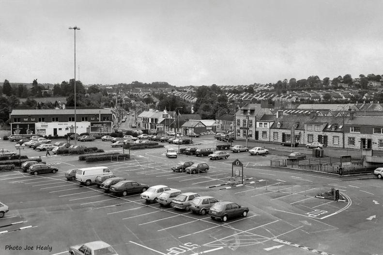 Douglas Shopping Centre Car Park