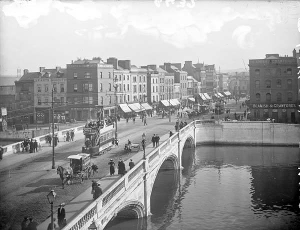 St Patrick's Street and Bridge
