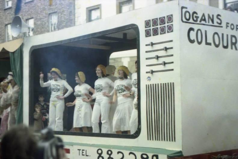 Cogan's for Colour TV