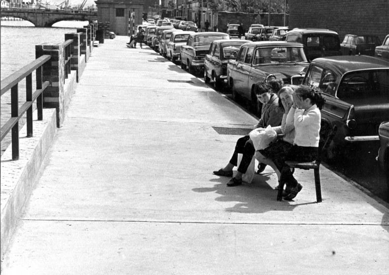 Lavitt's Quay, Cork in the 1960s