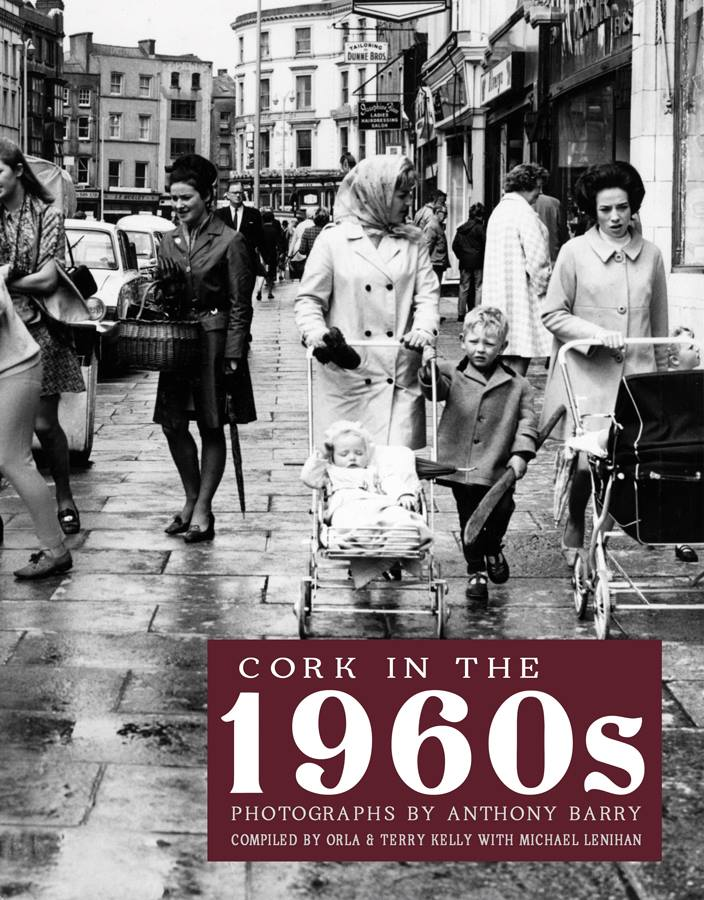 Mothers, buggies and children in the 60s