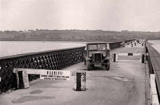 The Old Youghal Bridge