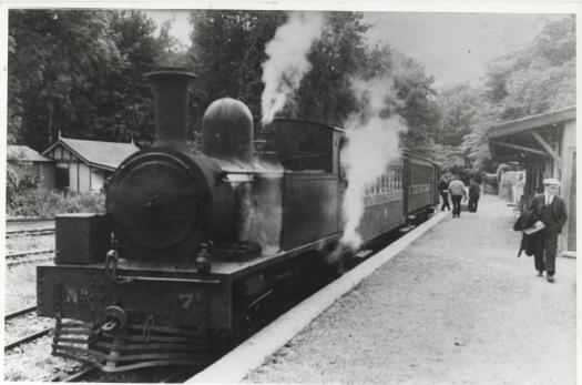 Blarney Train Station