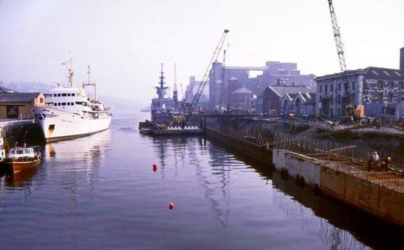 , Cork City in the Summer of 1981